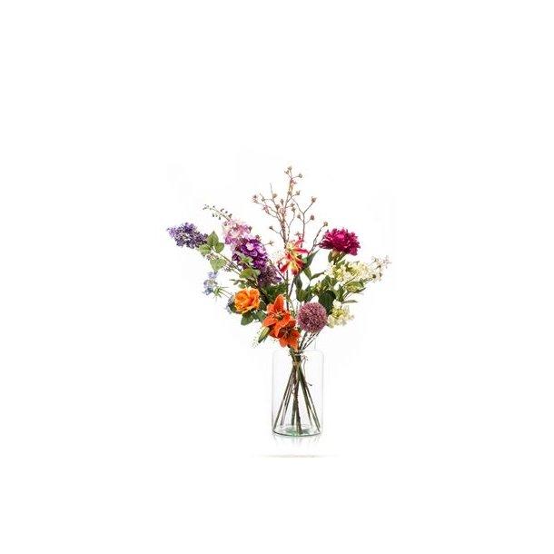 Kunstig buket - Flower bomb